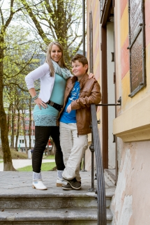 Familyshooting Daniela und Martin