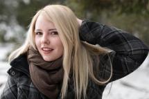 Roland Nischelwitzer Photography - Wintershooting mit Selina
