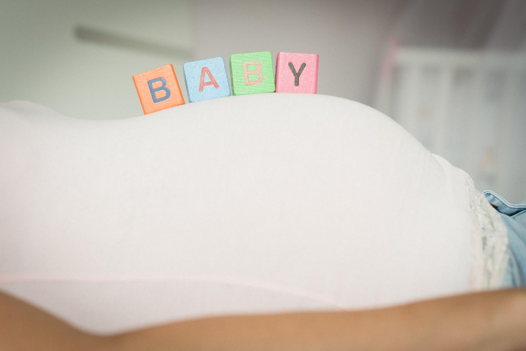 Babybauchshooting Nadja