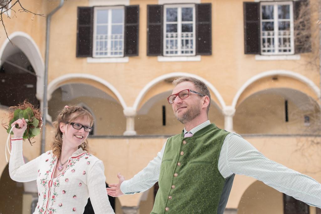 Hochzeit Eva und Alex - Stift Millstatt 2018